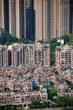 Distrito de Shapingba, Chongqing Group F Fotografía de archivo