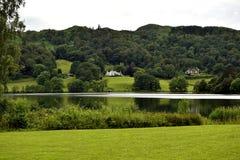 Distrito del lago en Reino Unido Fotos de archivo