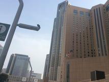 Distrito do arranha-céus de Shinjuku Fotografia de Stock