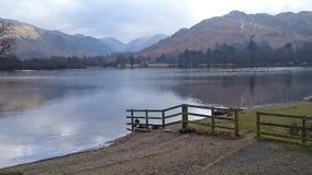 Distrito do lago Imagem de Stock Royalty Free
