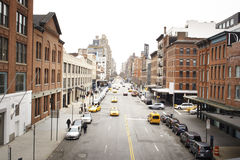 Distrito do Meatpacking Foto de Stock Royalty Free