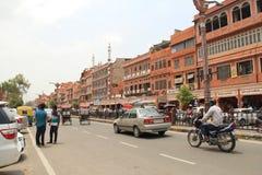 Distrito financeiro de Jaipur Foto de Stock Royalty Free