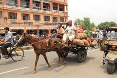 Distrito financeiro de Jaipur Fotografia de Stock