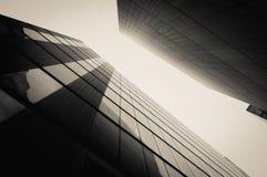 Distrito financeiro em Londres Fotos de Stock