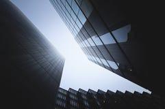 Distrito financeiro em Londres Imagem de Stock