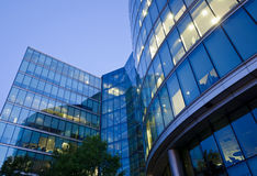 Distrito financeiro, Londres Imagens de Stock