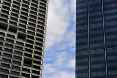 Distrito financiero II de Perth Fotografía de archivo