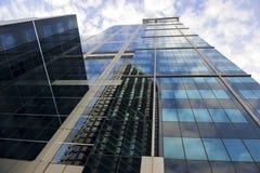 Distrito financiero III de Perth Imagen de archivo libre de regalías