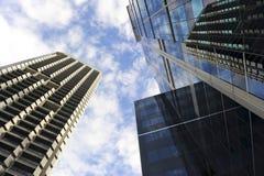 Distrito financiero IV de Perth Fotos de archivo libres de regalías