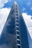 Distrito financiero moderno Foto de archivo