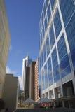 Distrito financiero V de Perth Imagenes de archivo