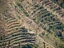 Distrito Himachal Pradesh India de Chamba fotografia de stock