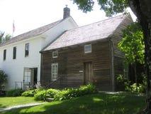 Distrito histórico do entalhe de Plymouth Imagens de Stock