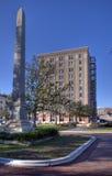 Distrito histórico Pensacola foto de stock