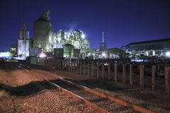 Distrito industrial fotos de stock