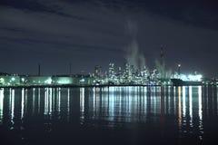 Distrito industrial Imagem de Stock Royalty Free