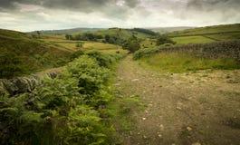 Distrito máximo, Inglaterra Fotografía de archivo libre de regalías