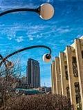 Distrito Montreal del entretenimiento Fotografía de archivo libre de regalías