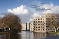 Distrito residencial Foto de archivo