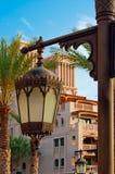 Distrito turístico de Madinat Jumeirah 3, 2013 Foto de archivo libre de regalías