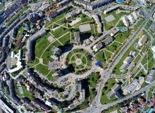 Distritos de Prishtina - de Ulpiana Foto de archivo