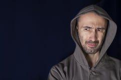 Distrustful Man Stock Photos