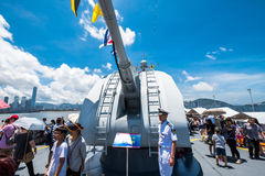 Distruttore del missile di numero 152 di Jinam Fotografia Stock Libera da Diritti