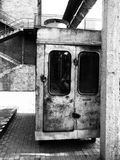 Disused Carriage Stock Photo