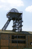 Disused colliery Royalty Free Stock Photos