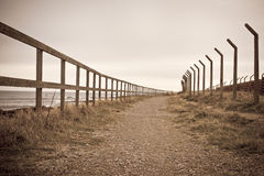 Disused path Royalty Free Stock Photography