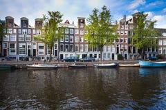 Dit is Amsterdam stock afbeelding