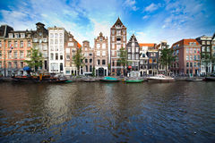 Dit is Amsterdam Royalty-vrije Stock Afbeelding