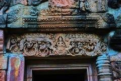 Dit beeld is over kasteel, Thailand Stock Fotografie