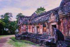Dit beeld is over kasteel, Thailand Royalty-vrije Stock Afbeelding