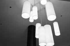 Dit beeld is over lamp in markt, Thailand Royalty-vrije Stock Fotografie