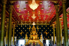 Dit beeld is over Thaise tempel, Thailand Stock Fotografie