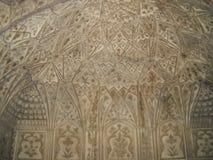 Dit is een ontwerp van Taj Mahal Gambug royalty-vrije stock afbeelding