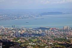 Het Eiland van Penang Stock Afbeeldingen