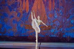 Dit eeuwige balletverhaal stock afbeelding