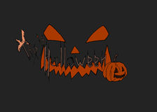 Dit is Halloween Stock Foto