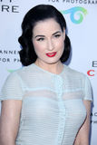 Dita Von Teese Royalty Free Stock Photography