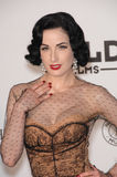Dita Von Teese Royalty Free Stock Images