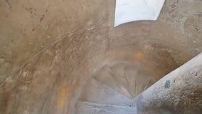 Ditail del interior de Ali Qapu Palace almacen de metraje de vídeo