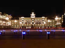 DItalia dell'UNITA della piazza Fotografia Stock Libera da Diritti