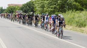 DItalia 2014 do Giro Fotografia de Stock