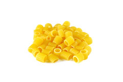 Ditalini italiensk rå pasta Royaltyfria Bilder