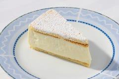 Dites le fromage (le gâteau) Image stock