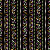 ditsy флористический тюльпан бесплатная иллюстрация