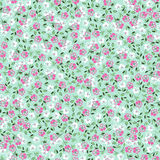 Ditsy floral Stock Image