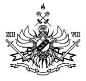 ditt kungarike royaltyfri illustrationer